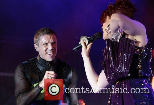 Scissor Sisters and Jake Shears 15