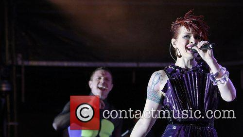 Scissor Sisters and Jake Shears 12