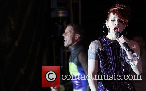Scissor Sisters and Jake Shears 6