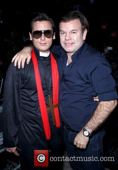 Scott Disick and Paul Oakenfold 5
