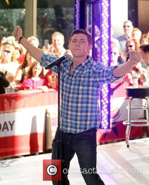 American Idol and Scotty Mccreery 10