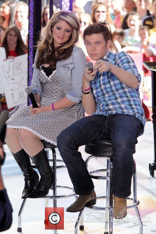 American Idol, Lauren Alaina and Scotty Mccreery 3