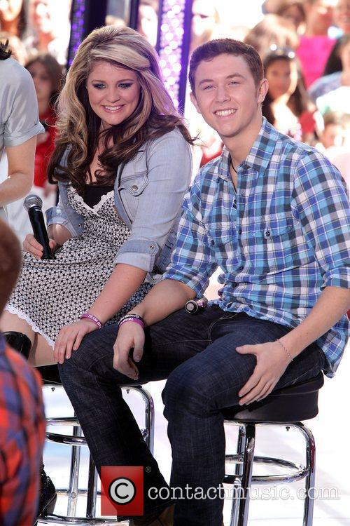 American Idol, Lauren Alaina and Scotty Mccreery 5