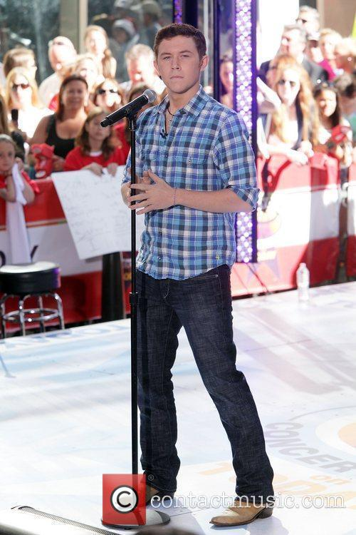 American Idol and Scotty Mccreery 4