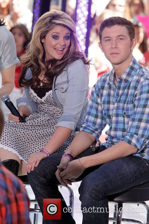 American Idol, Lauren Alaina and Scotty Mccreery 11