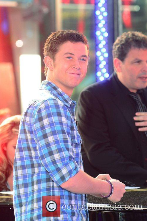 American Idol and Scotty Mccreery 8