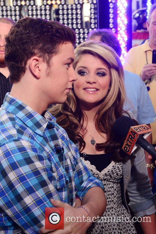 American Idol, Lauren Alaina and Scotty Mccreery 3
