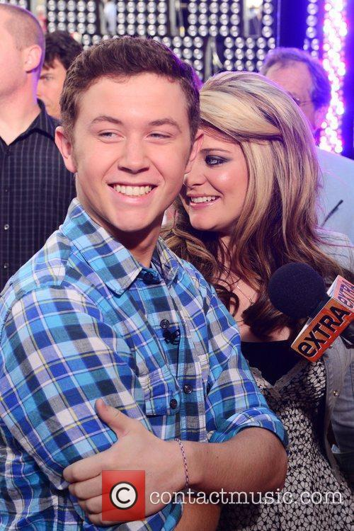 American Idol, Lauren Alaina and Scotty Mccreery 2