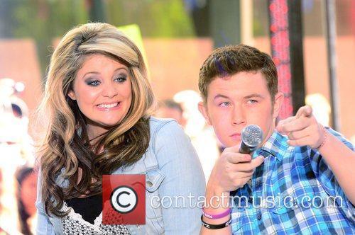 American Idol, Lauren Alaina, Scotty Mccreery