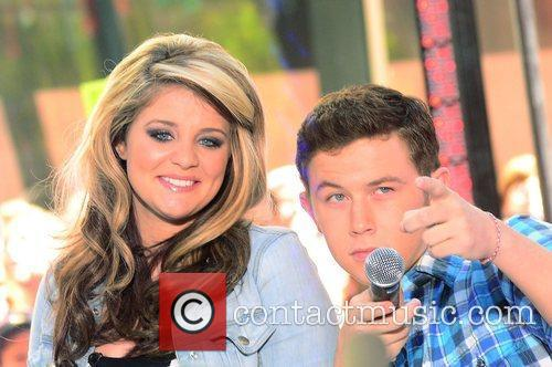 American Idol, Lauren Alaina and Scotty Mccreery 7