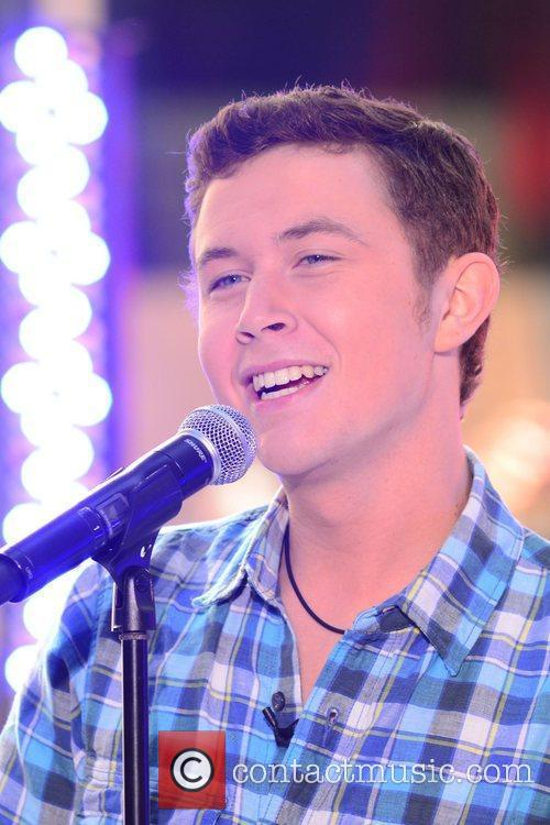 American Idol and Scotty Mccreery 3
