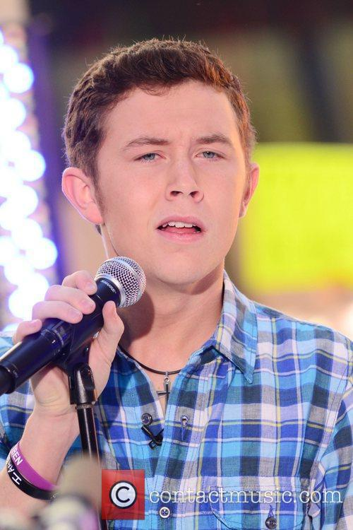 American Idol and Scotty Mccreery 1