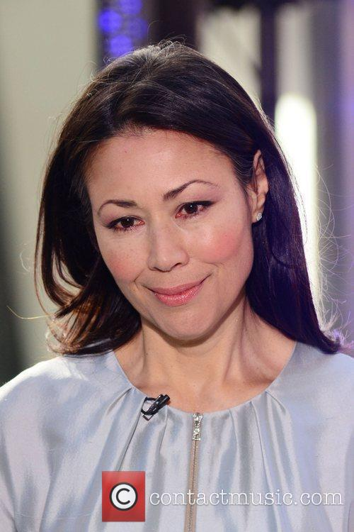 show today Ann curry