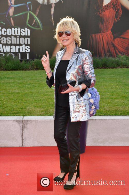 Lulu Scottish Fashion Awards 2011 - Arrivals Glasgow,...