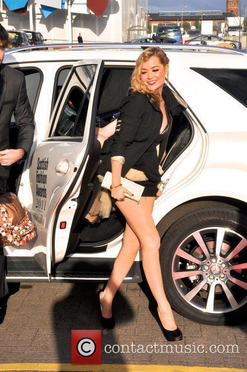 Scottish Fashion Awards 2011 - Arrivals