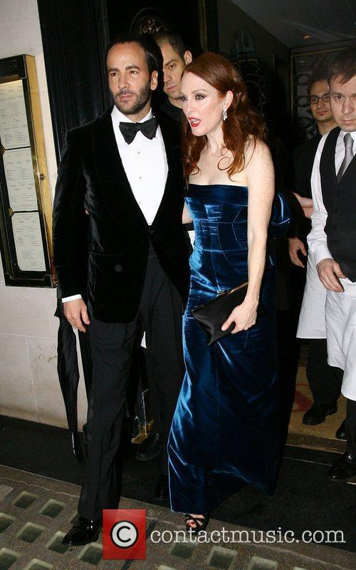 Tom Ford and Julianne Moore 2