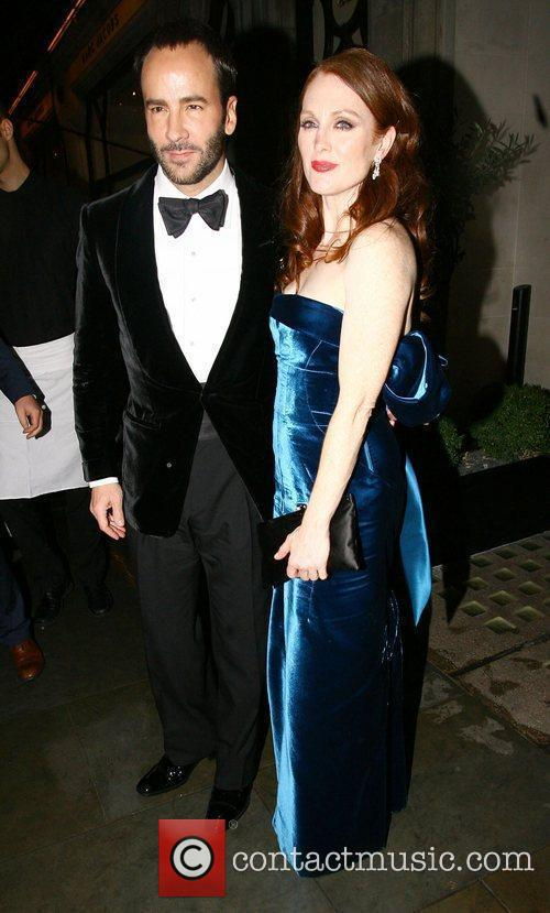 Tom Ford and Julianne Moore 1