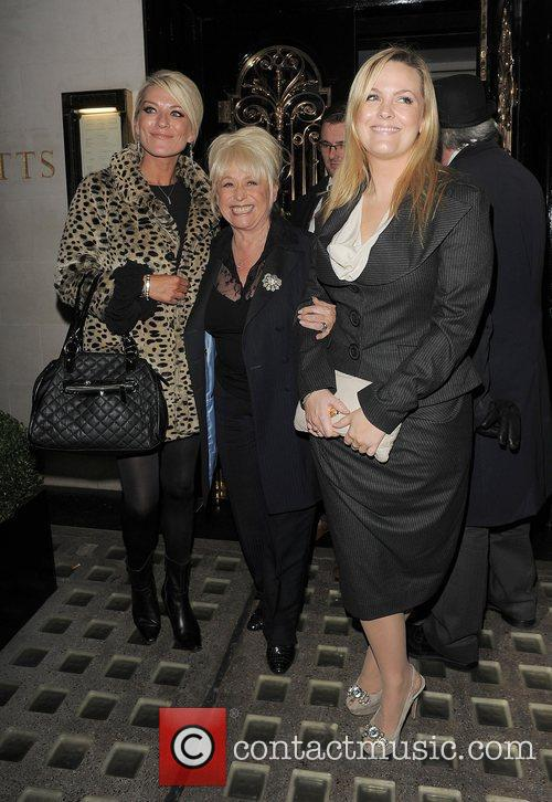 Eastenders, Barbara Windsor, Jo Joyner, Zoe Lucker and Scott's Restaurant 10