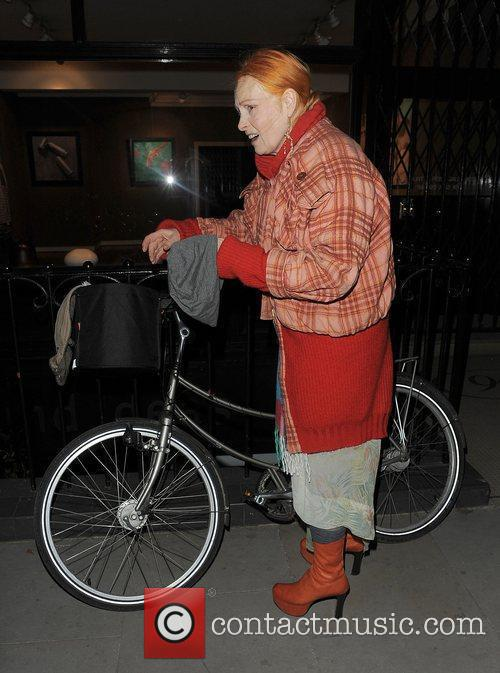 Vivienne Westwood, Helmet, Pavement and Scott's Restaurant 9