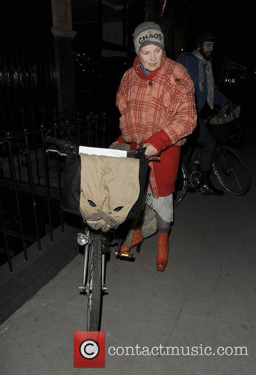 Vivienne Westwood, Helmet, Pavement and Scott's Restaurant 4