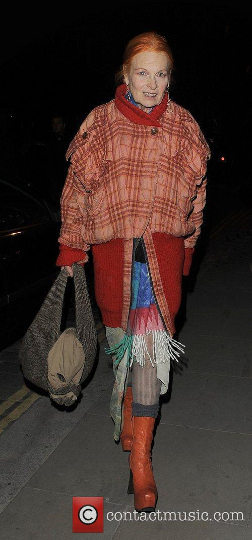 Vivienne Westwood, Helmet, Pavement and Scott's Restaurant 5