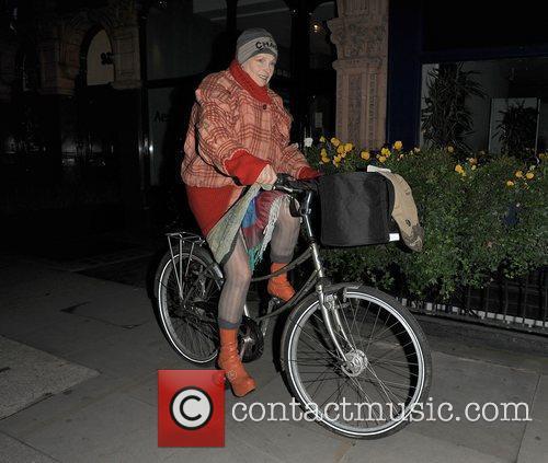 Vivienne Westwood, Helmet, Pavement and Scott's Restaurant 12