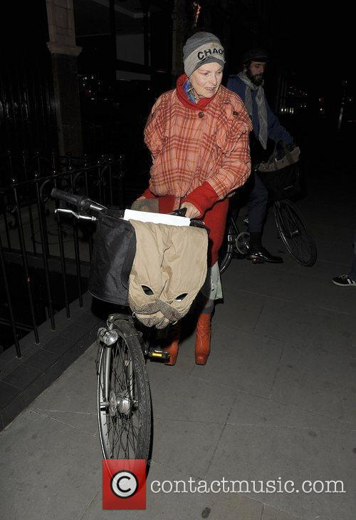 Vivienne Westwood, Helmet, Pavement and Scott's Restaurant 3