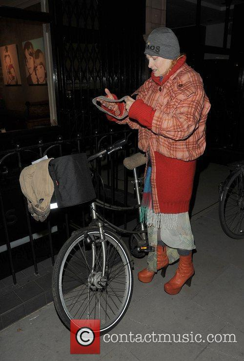 Vivienne Westwood, Helmet, Pavement and Scott's Restaurant 11