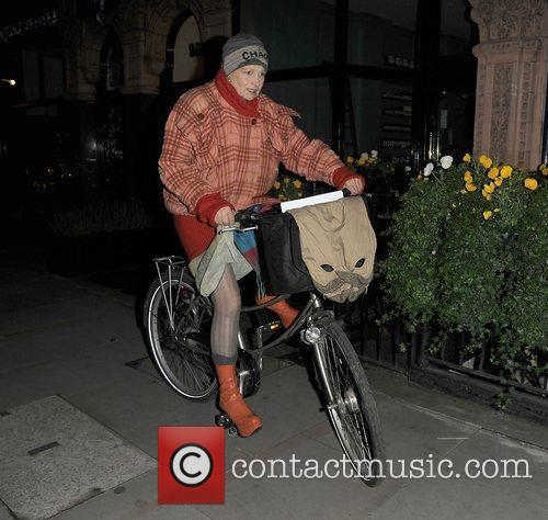 Vivienne Westwood, Helmet, Pavement and Scott's Restaurant 7