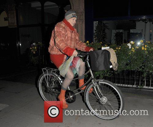Vivienne Westwood, Helmet, Pavement and Scott's Restaurant 13