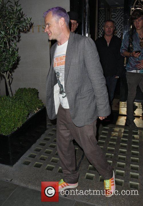 Flea aka Michael Peter Balzary Red Hot Chili...