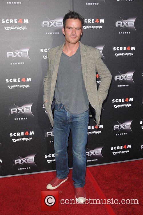 Balthazar Getty World Premiere of 'Scream 4' held...