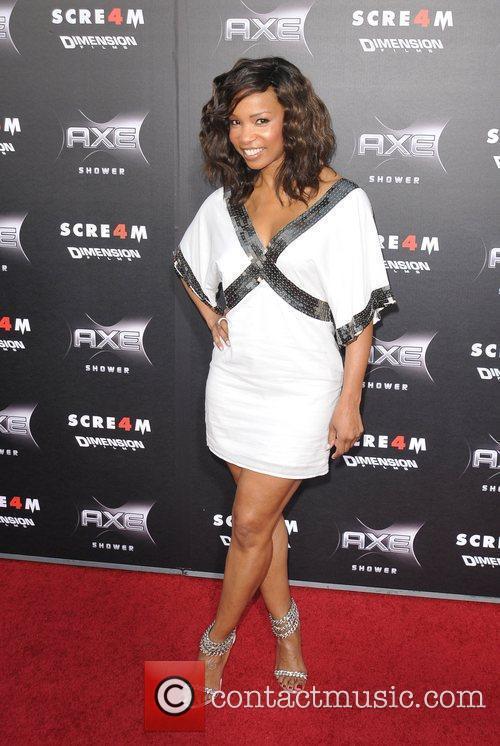 Elise Neal World Premiere of 'Scream 4' held...