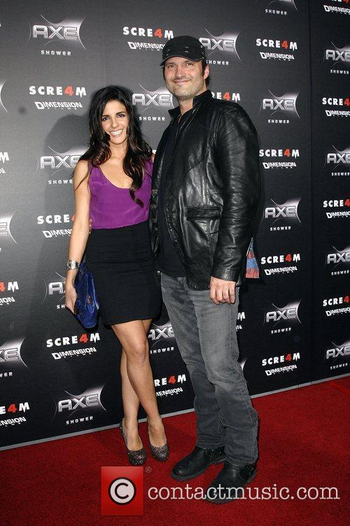 Electra Avellan and Robert Rodriguez 7