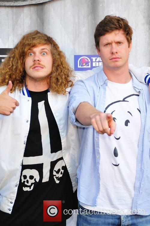 Blake Anderson and Anders Holm  Spike TV's...