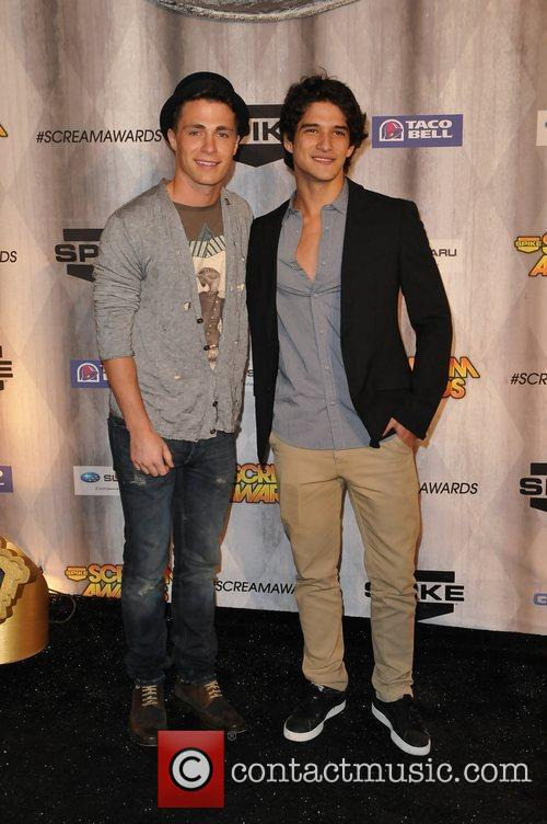 Colton Haynes and Tyler Posey 3