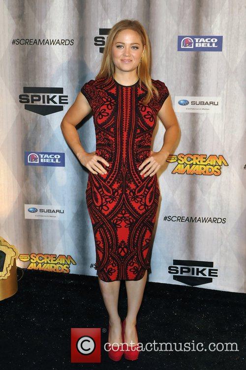 Erika Christensen Spike TV's Scream 2011 Awards at...