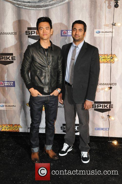 Spike TV's Scream 2011 Awards at Universal Studios...