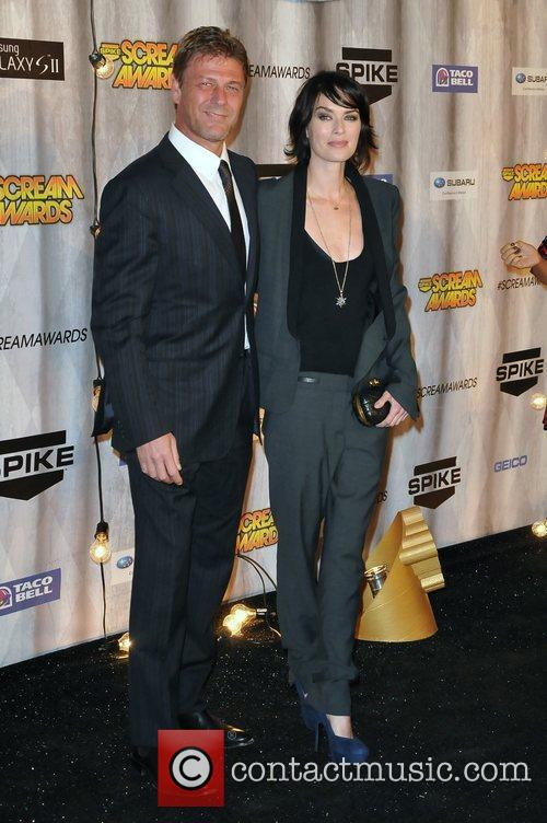 Sean Bean and Lena Headey 4
