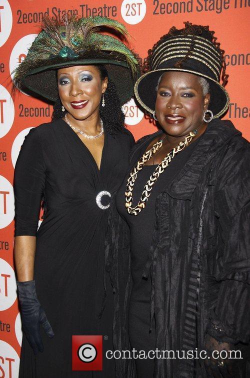 Harriett D. Foy and Ebony Jo-Ann 2011 Second...