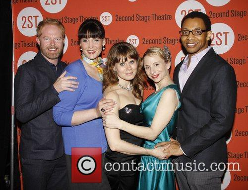 Jesse Tyler Ferguson, Lisa Howard, Celia Keenan-Bolger, Sarah...