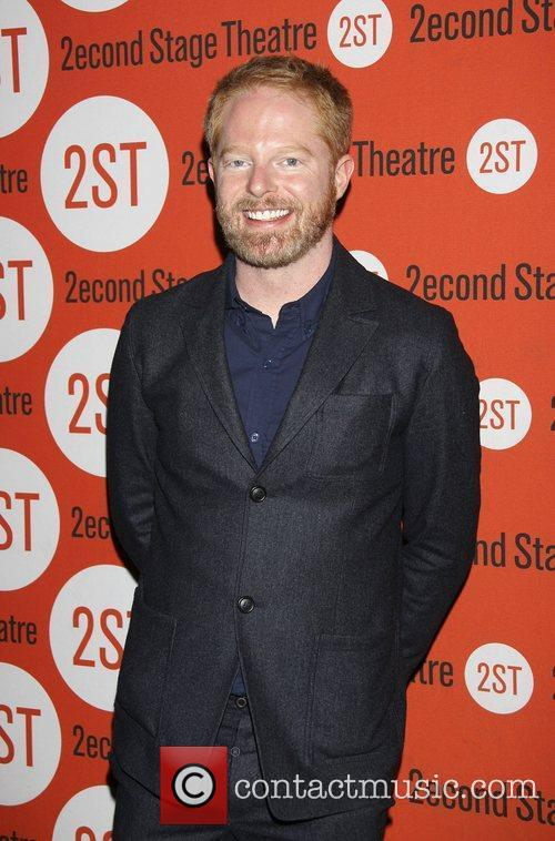 Jesse Tyler Ferguson 2011 Second Stage Theatre Spring...