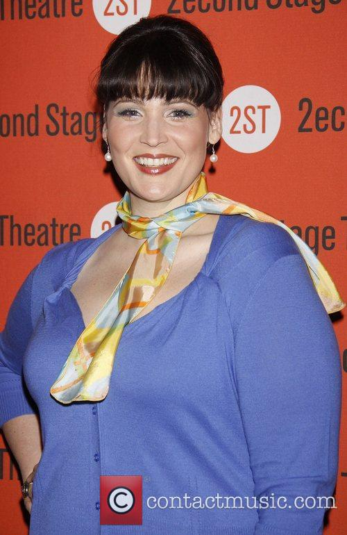 Lisa Howard 2011 Second Stage Theatre Spring Gala...