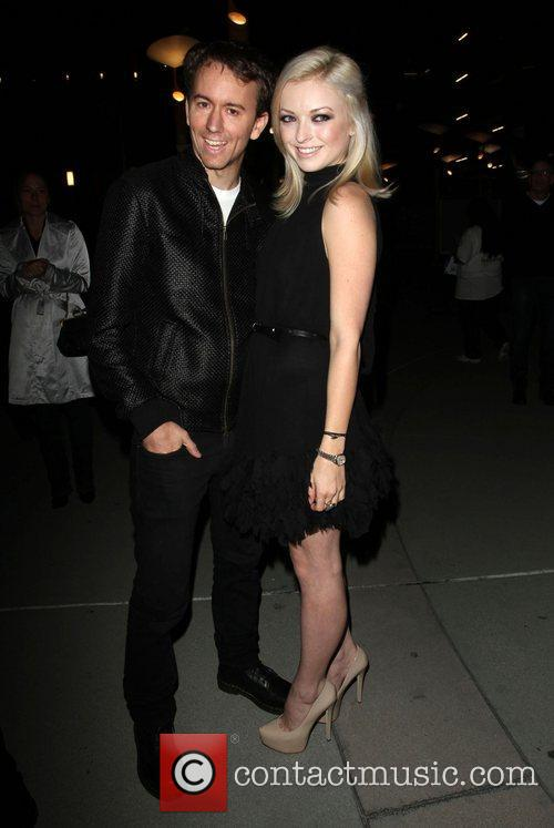 Francesca Fisher-Eastwood with Boyfriend Tyler Shield 'Sedona' Premiere...
