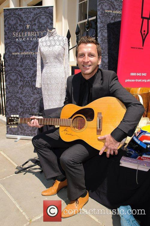 Darren Eadie The launch of 'Sellebrity' - A...