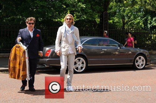 Robbie Savage The launch of 'Sellebrity' - A...