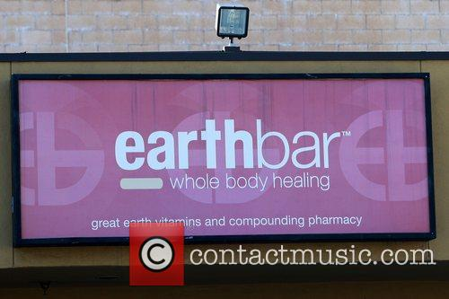 Earthbar signage in West Hollywood.