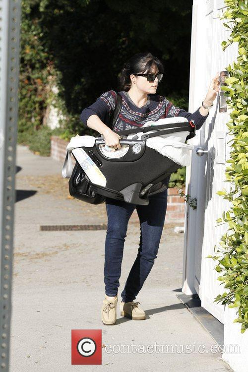 selma blair selma blair carries her son 3626001