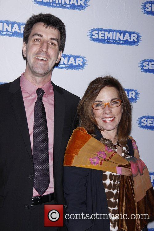 Robert Brown and Marsha Norman 5