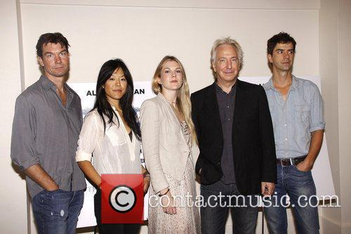 Jerry O'Connell, Hettienne Park, Lily Rabe, Alan Rickman...